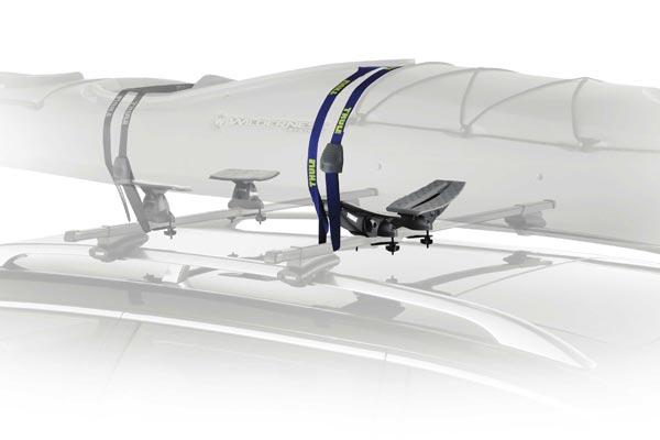 thule set to go kayak roof rack