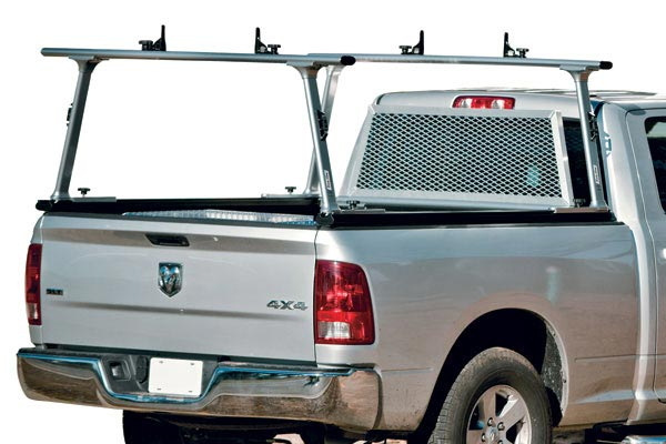 tracrac g2 sliding truck bed rack