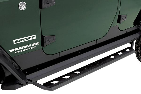lund rock rails with long step bars