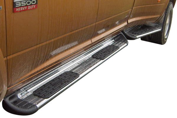 luverne side entry step running boards
