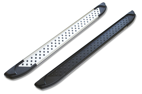 Romik 62382419 Romik Ral Running Boards Free Shipping