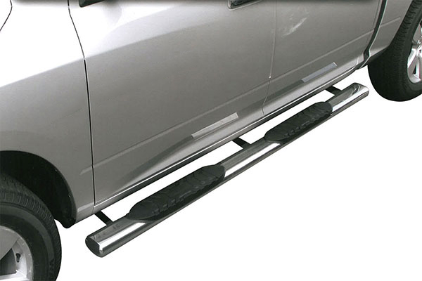 tuff bar 5 inch oval nerf bars
