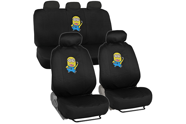 BDK Minions Seat Covers