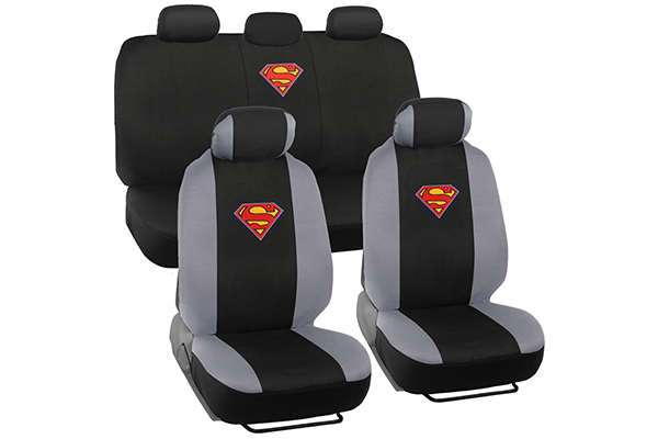 bdk superman seat covers