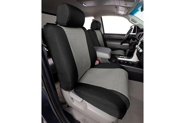 Discount Automotive Parts Online 2006 Saturn Ion CalTrend Dura-Plus Canvas Seat Covers