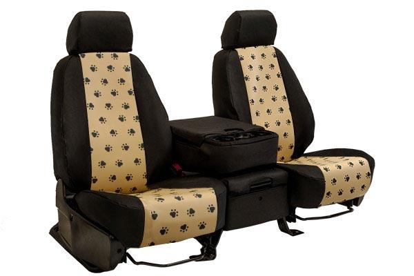 2013 Hyundai Santa Fe CalTrend Pet Print Canvas Seat Covers