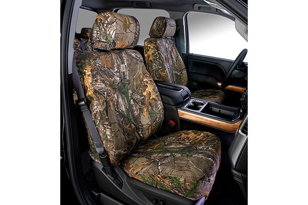 carhartt realtree camo canvas seat covers  3