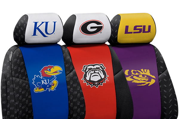 Coverking Collegiate Neosupreme Seat Covers