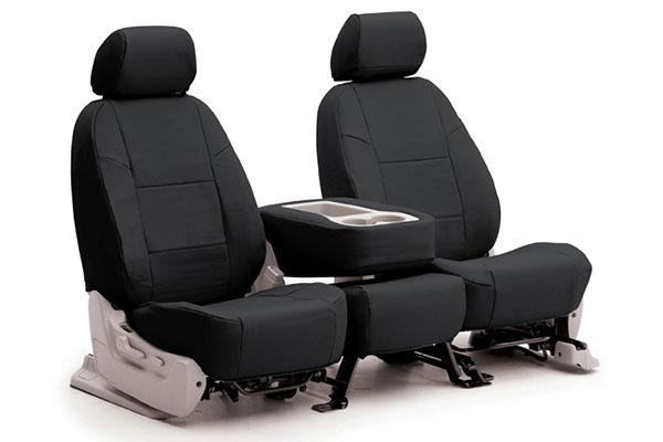 Coverking Leatherette Seat Covers - Coverking Leather Car Seat Cover