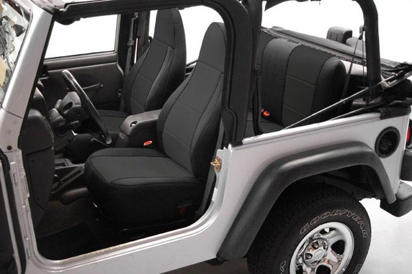 Coverking Neoprene Jeep Seat Covers Reviews