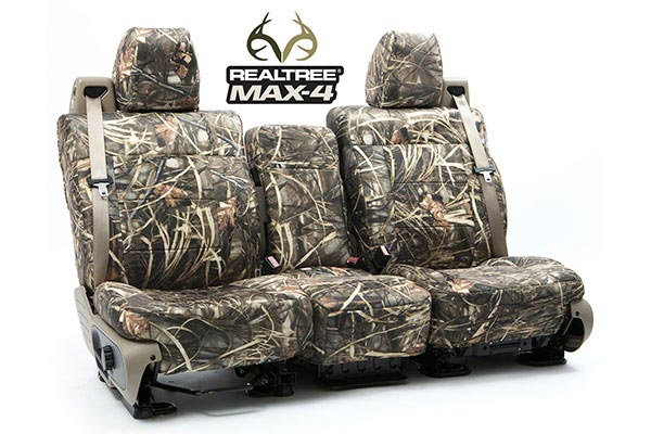 Coverking Real Tree Camo Custom Seat Covers Ford F 250 F