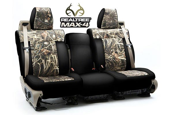Coverking Custom Seat Covers Real Tree Ford F 150 F 250 F