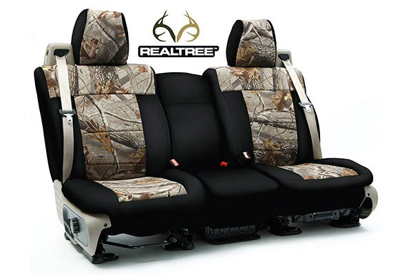 coverking custom seat covers real tree ford f 150 f 250 f 350 ebay. Black Bedroom Furniture Sets. Home Design Ideas
