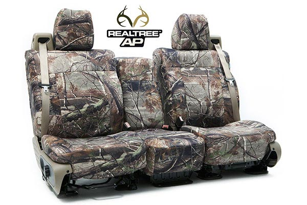 coverking realtree camo neoprene seat cover