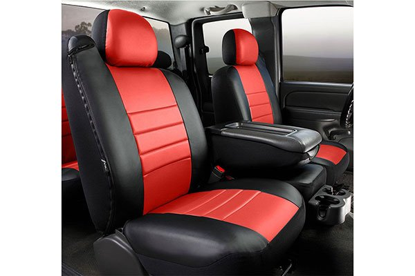 Awe Inspiring Fia Leatherlite Seat Covers Leather Seat Covers For Trucks Theyellowbook Wood Chair Design Ideas Theyellowbookinfo