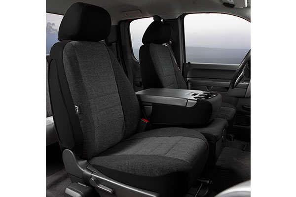 FIA OE39-47 Taupe Custom Fit Front Seat Cover Split Seat 40//20//40 Taupe Tweed