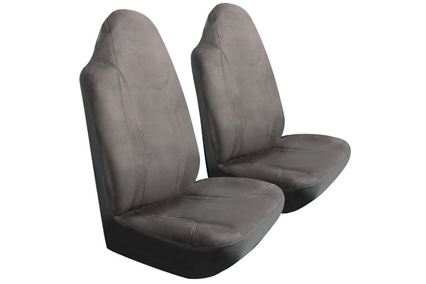 proz microsuede seat covers free shipping. Black Bedroom Furniture Sets. Home Design Ideas