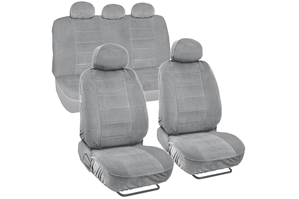 proz velour seat covers plush velour car seat cover. Black Bedroom Furniture Sets. Home Design Ideas