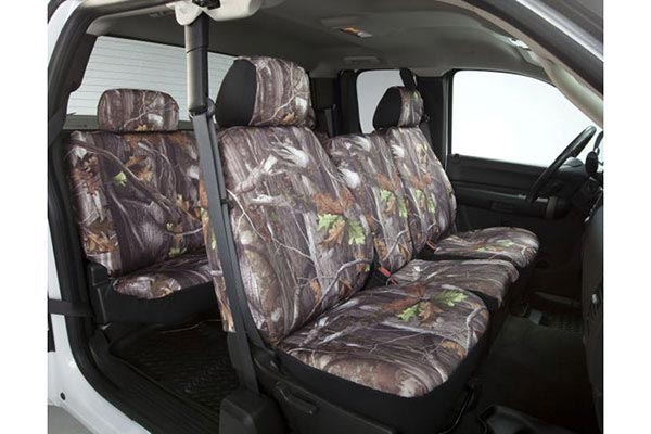 saddleman camo seat cover