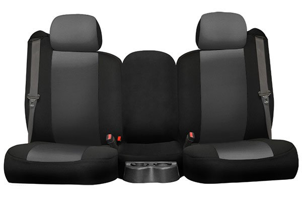 Seat Design Neospreme Charcoal Black 1