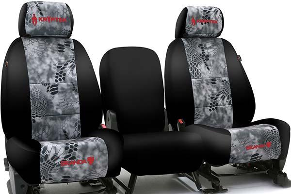 Skanda Kryptek Camo Neosupreme Seat Covers By Coverking Free Shipping