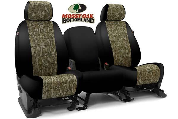 Skanda Seat Covers >> Skanda Mossy Oak Camo Neosupreme Seat Covers By Coverking