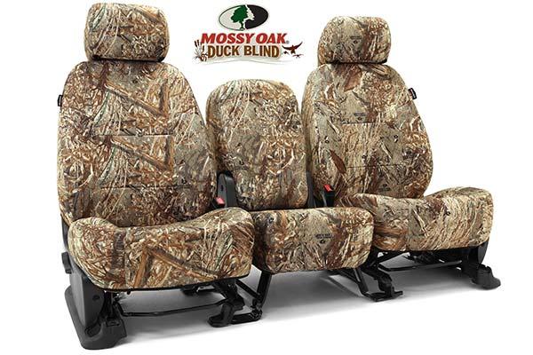 Skanda Mossy Oak Camo Seat Covers Made By Coverking Mossy Oak