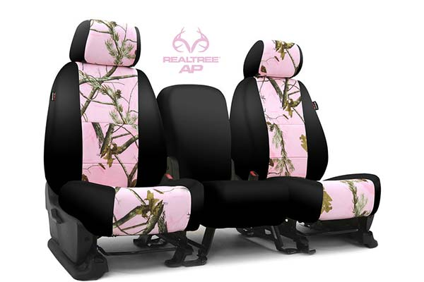 SKANDA RealTree Camo Seat Covers By Coverking