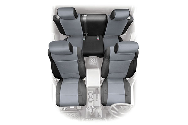 smittybilt jeep neoprene seat cover seat