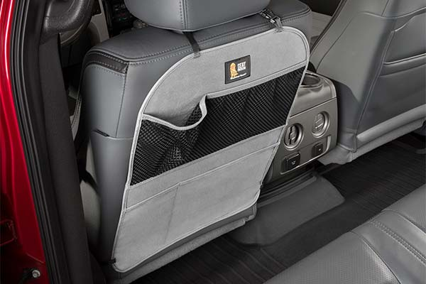 weathertech back seat protector - dog seat cover