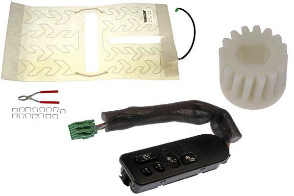 dorman seat components