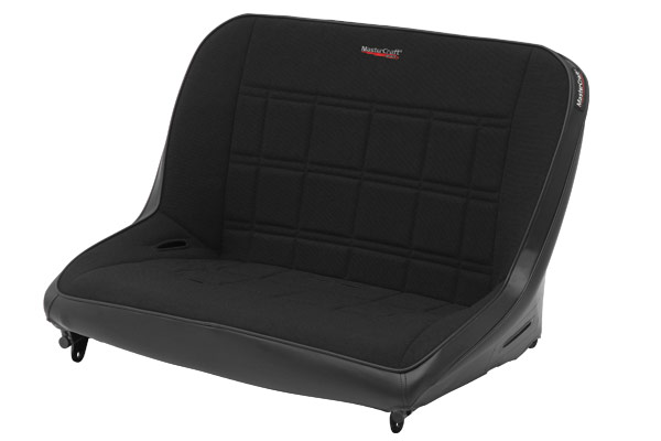 Mastercraft Rear Seat ~ Mastercraft original shorty bench seats at autoanything