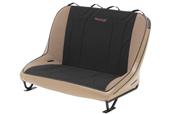 Mastercraft Rear Seat ~ Mastercraft rubicon bench seats at autoanything jeep