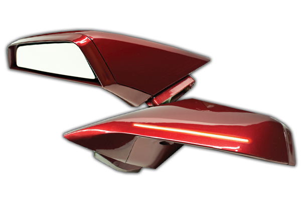 Oracle Concept Side Mirrors