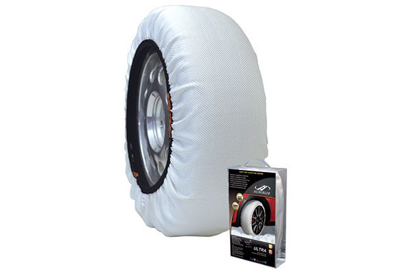 HitchMate Snow Donut Ultra Tire Traction Aids - Snow Donuts
