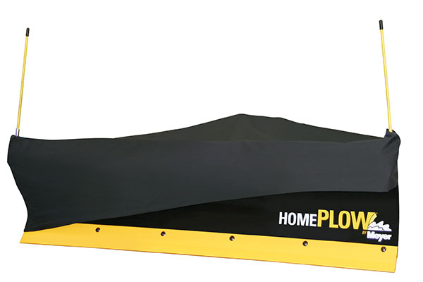 homeplow snow plow cover