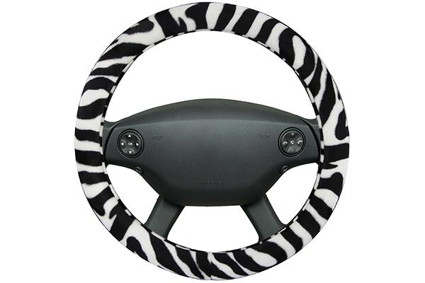 animal print steering wheel cover