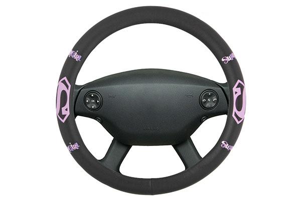 bdk supergirl steering wheel cover