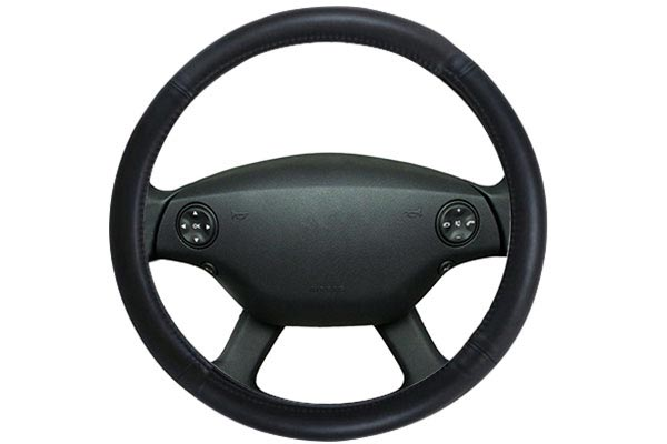 bully steering wheel leather