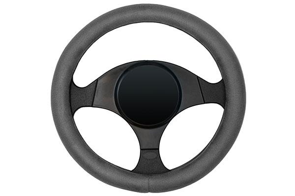dash designs ultra plush steering wheel cover