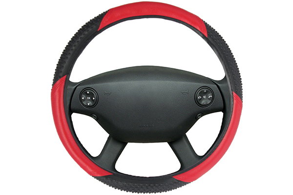 massage grip steering wheel cover