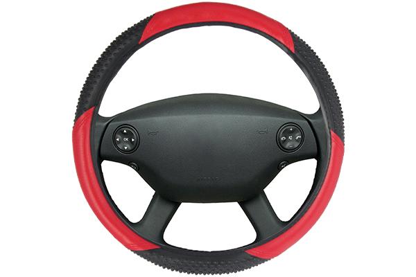 massage grip steering wheel cover