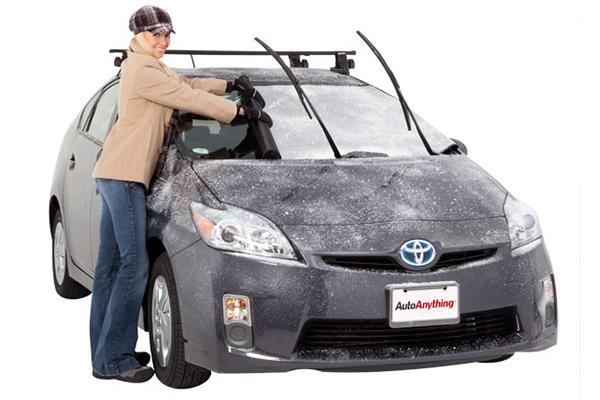 2003 Mazda Protege Intro-Tech Automotive Windshield Snow Shade MA-32-S 4281-MA-32-s