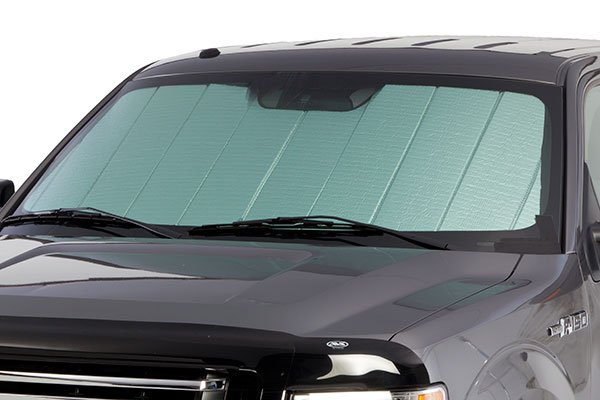 intro tech ultimate reflector car sun shade 5833