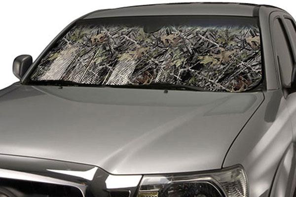 proz timber camo windshield sun shade