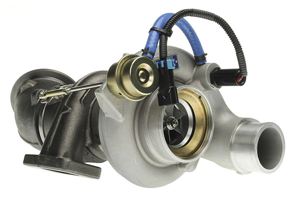 mahle turbocharger components
