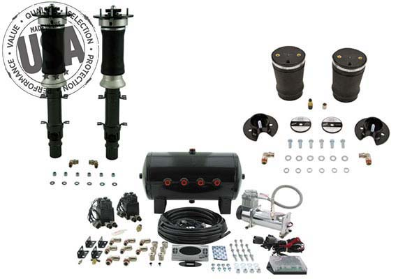 Air Lift Suspension Kits Vary By Vehicle