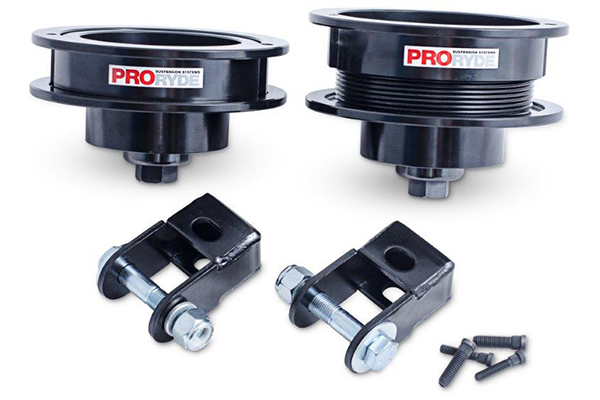 proryde lift machine leveling kits