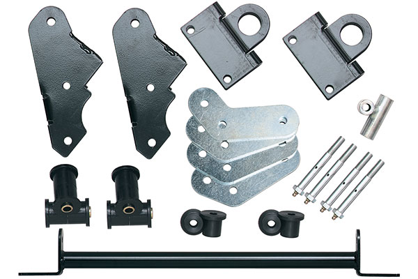rubicon express shackle reversal kit