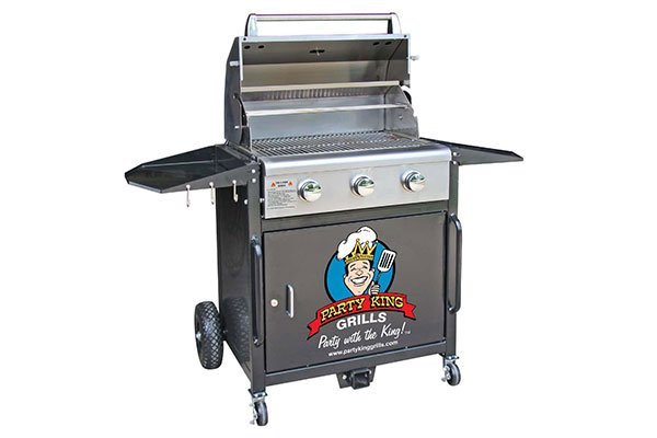 Party King Grills Pro Series Grill p6960